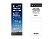 10 Commandments : Bookmark set of 25 pieces