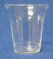 50 Clear Communion Cups (Approx 15 ml) : Communion Ware