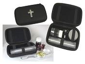 24-Cup Portable Communion Set : Communion ware