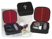 12-Cup Portable Communion Set : Communion ware
