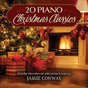 20 Piano Christmas Classics (CD) : Conway, Jamie