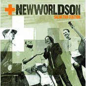 Salvation Station (CD) : Newworldson