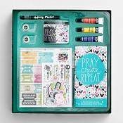 Starter kit bible journaling : Illustrated Faith