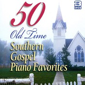 50 Old Time Southern Gospel Piano Favori : Various