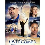 Overcomer (DVD) : Film