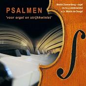 Psalmen voor orgel en strijkkwintet : Zonnenberg/Deugd