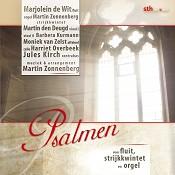 Psalmen voor fluit, strijkkwintet e : Wit/Zonnenberg