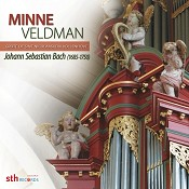 speelt werken van Bach : Veldman, Minne