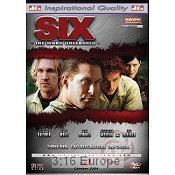 Six-the mark unleashed (DVD) : Film