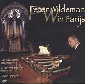 Peter Wildeman in Parijs : Wildeman, Peter