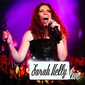 DVD Gospel Live : Sarah Kelly:Live @ Flevo (CD + DVD) : Kelly, Sarah