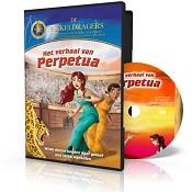 DVD Het verhaal van Perpetua, voor kinderen : Christelijke tekenfilm: de fakkeldragers