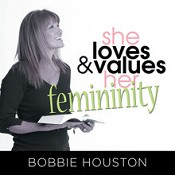 She loves and values her f : Bobbie Houston - hil