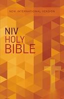 0 : Outreach Bible - Orange : Bible - NIV