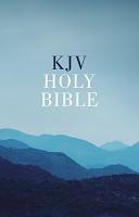 0 : Outreach Bible - Blue : Bible - KJV