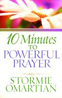 0 : 10 Minutes To Powerful Prayer : Omartian, Stormie