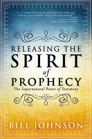 0 : Releasing the Spirit of Prophecy : Johnson, Bill