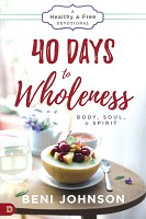 0 : 40 Days to Wholeness: Devotional : Johnson, Beni