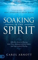 0 : Soaking in the spirit : Arnott. Carol