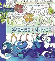 1 : Peace like a river: Colouring Book : Colouring Book