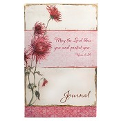 1 : May the Lord bless you - Pink : Flexcover journal