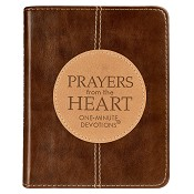 1 : Prayers from the Heart - LuxLeather : Devotional