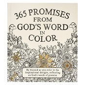 1 : 365 Promises from God's Word in color : Coloring devotional