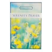 1 : Serenity Prayer - Words of hope : Gift book