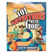 1 : 101 Adventuress with God : Murray, Lizette