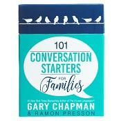 1 : 101 conversation starters for families : Conversation starter box