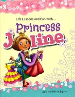 1 : Princess Joline - Life lessons and fun : Devotional Kids