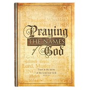 1 : Praying the Names of God : Gift book