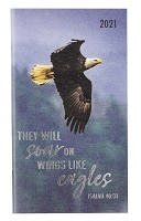 1 : Soar On Wings Of Eagles - Isaiah 40:31 : Planner small 2021
