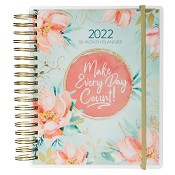 1 : 2022 Make Every Day Count : 18 Month Planner 2022 Wirebound