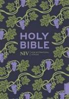 1 : Pocket Bible - Flower : Bible - NIV