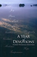 1 : A Year Of Devotions : Wommack, Andrew