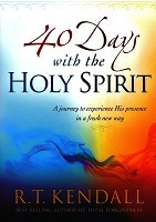 1 : 40 Days with the Holy Spirit : Kendall, R.T.