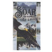 1 : 2022 Soar - Isaiah 40:31 : 2022 Small daily planner - 24 months