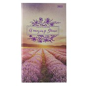 1 : 2022 Amazing Grace : 2022 Small daily planner - 24 months