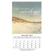 1 : 2022 I Carried You : 2022 Mini magnetic calendar - 9 x 15 cm