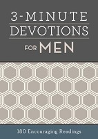 1 : 3-Minute Devotions for Men : Barbour