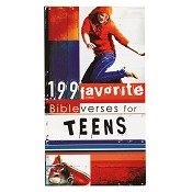 1 : 199 Favorite Bible Verses For Teens : Various