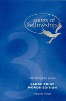 1 : Songs of fellowship 3 words large p : Songs of fellowship
