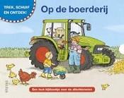 90 : Op de boerderij kartonboek