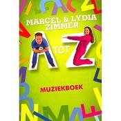 90 : A tot z muziekboek : Marcel en Lydia