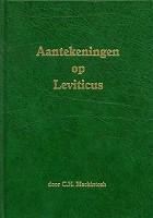 Christelijk studieboek : Aantekeningen op Leviticus : C.H. Mackintosh