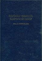 90 : Rondom verbond roeping en doop : Steenblok, C.