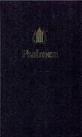 90 : Psalmboek 204401 ed 1773 zwart 12g n-rit
