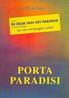 Christelijk boek : Porta Paradisi : Bruin, P. de