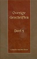 90 : Overige geschriften 5 : Oever, C. van den